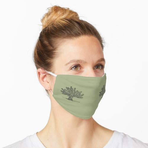 Olivenbaum Maske