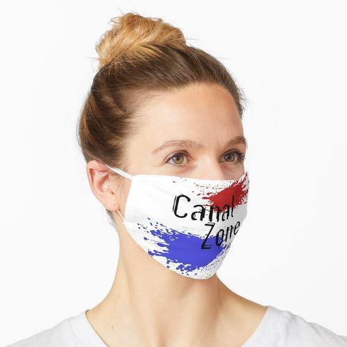 Panama Canal Zone Splash Maske