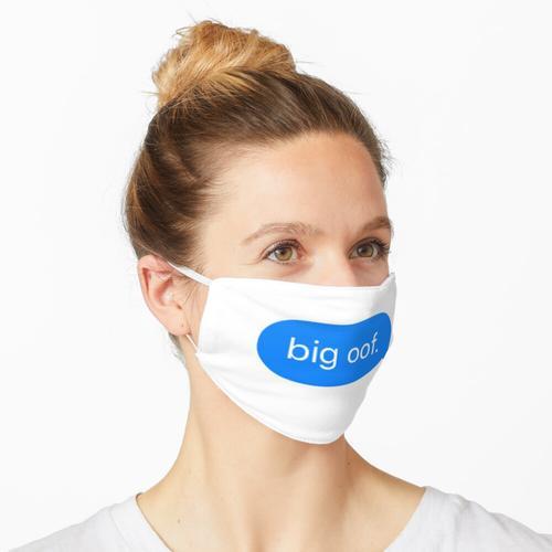 Big Oof. imessage Maske