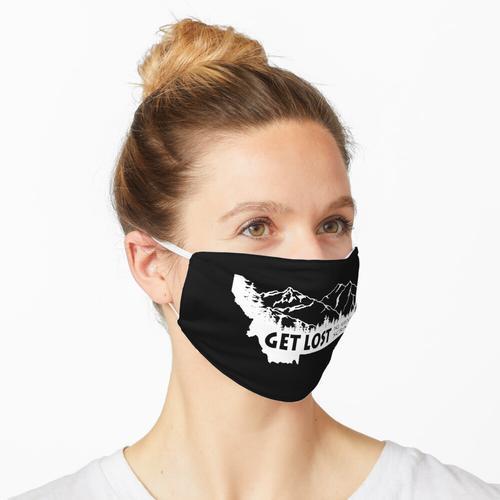 Verliere Montana Maske