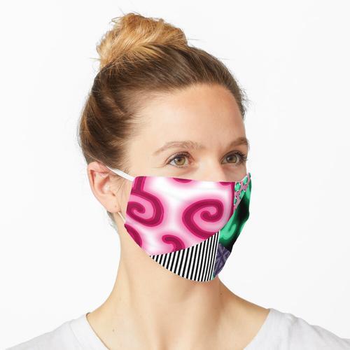 Unkonventionell Maske