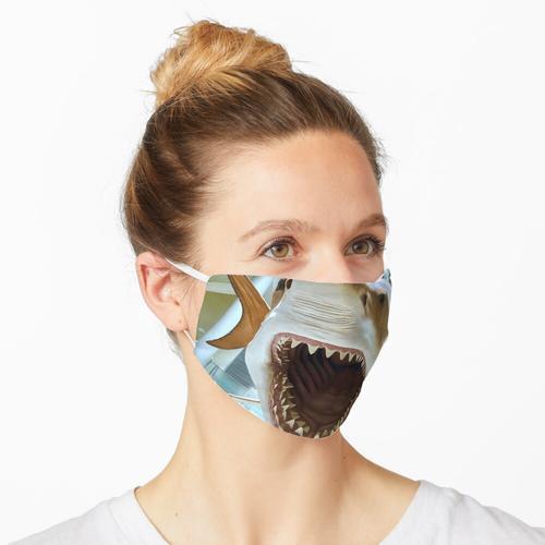 Megalodon 2 Maske