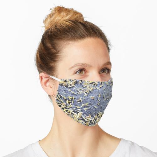 Kristallblatt Maske