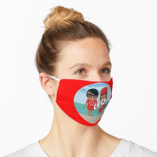 LEBENSDAUER Maske
