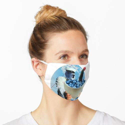 Obstschale Heart Break Maske