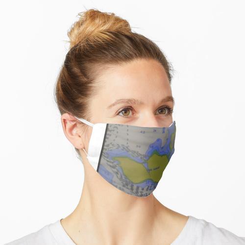 Schatzinsel Maske