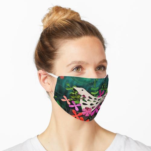 PAPIERVÖGEL Maske