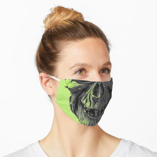 Grinsender Ghul Maske