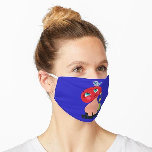 Glückspilz Maske