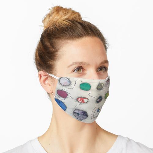 Elektrische Kreise Maske