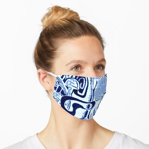 Pilzland 4 Maske