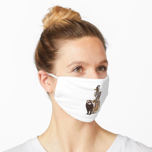 Taschenfreunde Maske