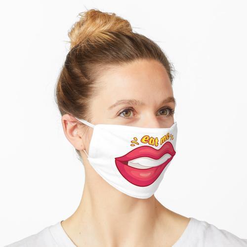 Mundschutz Lippen Mund Sexy Maske