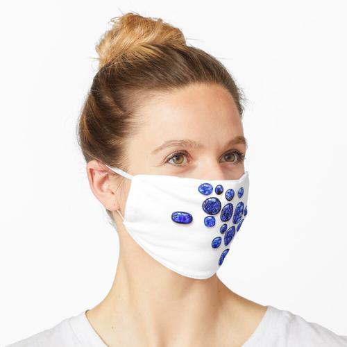 Blue Dichroic # 2 Maske