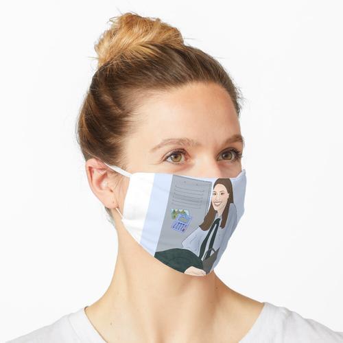 Mia Thermopolis Maske