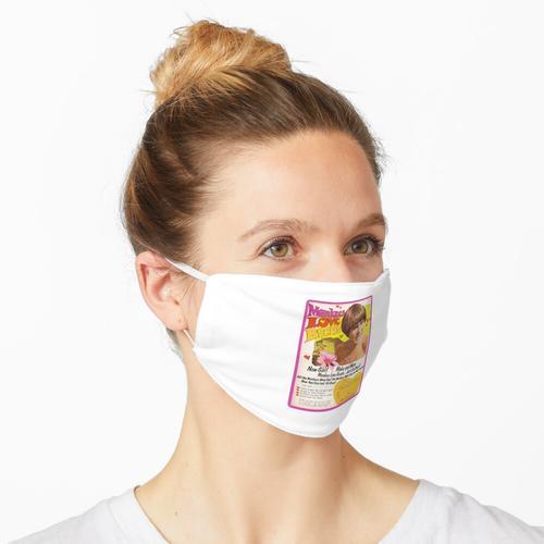 Davy Jones Liebesperlen - Die Monkees Maske