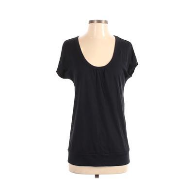 Gap Fit Active T-Shirt: Black So...
