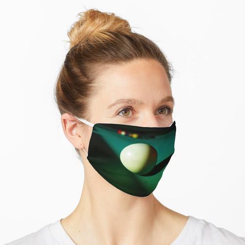 Snooker Tisch Maske