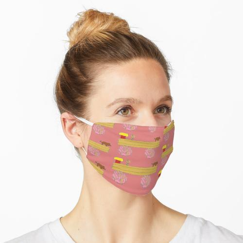Panaderia Mobile Maske