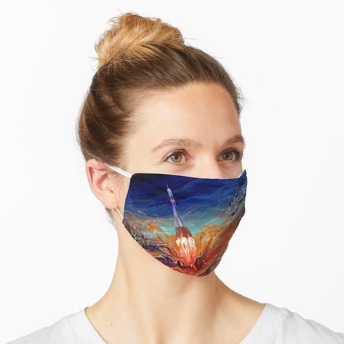 Sojus-Startsystem Maske