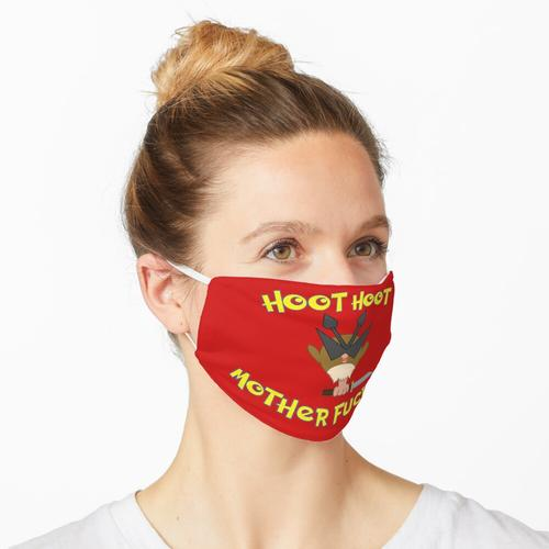 Hoothoot Mother Fucker Maske