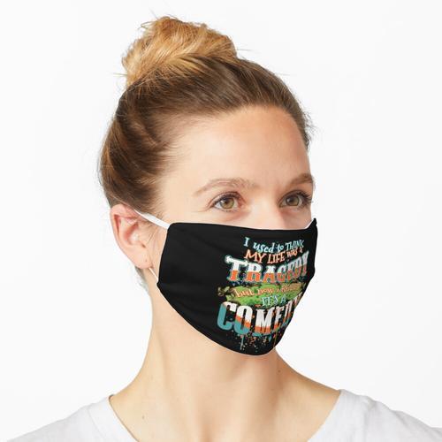 Tragische Komödie Maske