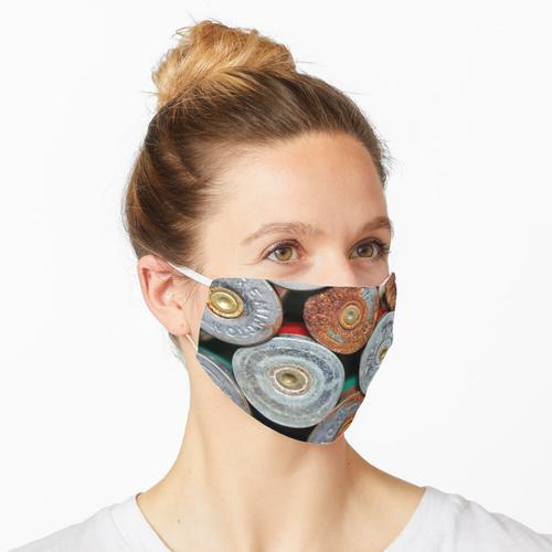 Schrotpatronen Maske