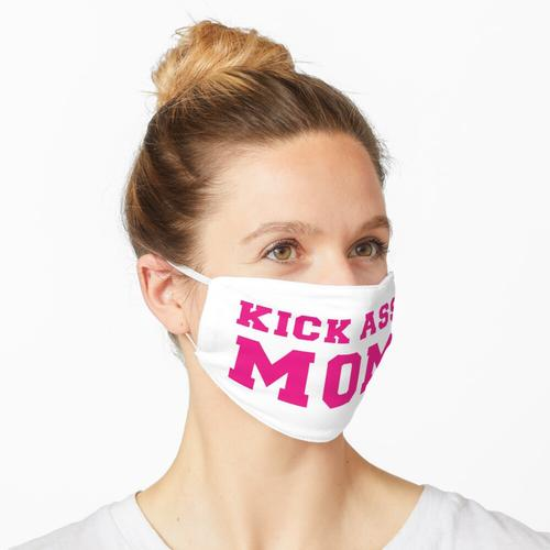 ein bestes Mutter-T-Shirt Maske