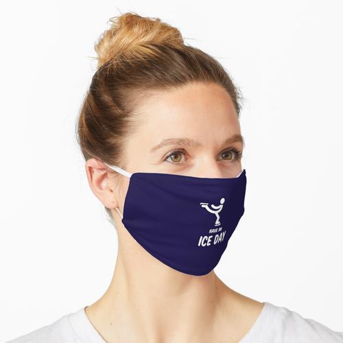 Haben Sie einen Eis-Tag Eiskunstläufer Eiskunstläufer Maske