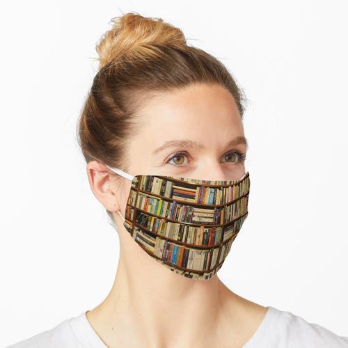 Bookish Maske