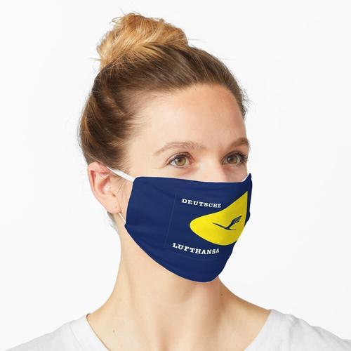 Lufthansa # 2 Maske
