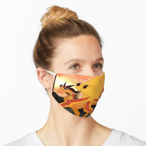 Gefahr-Ganzkörper Maske