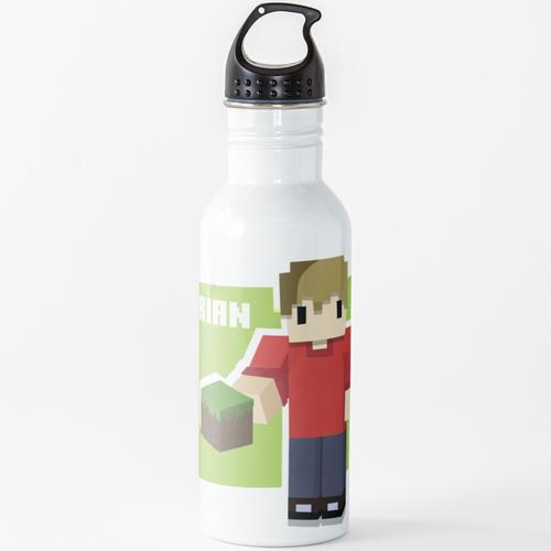 Grian Einsiedler Wasserflasche
