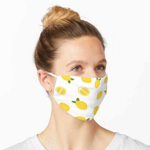 Zitronen Zitronen Zitronen Maske