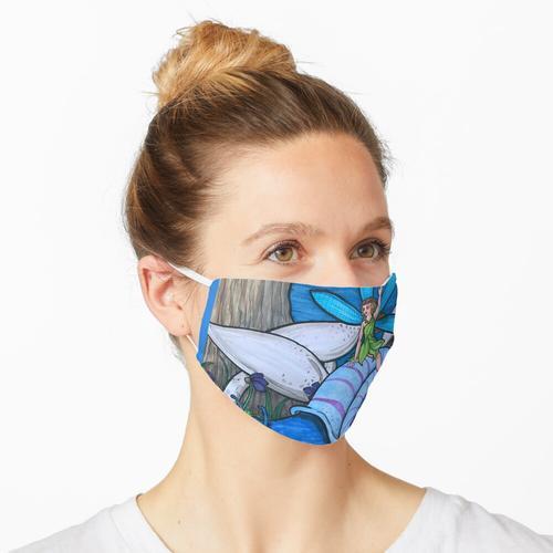 Rennschnecke Maske