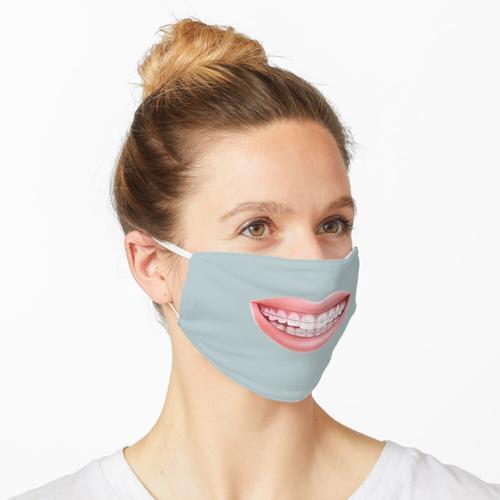 Hosenträger Maske