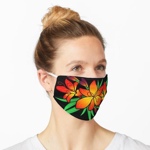Herbstgold Maske