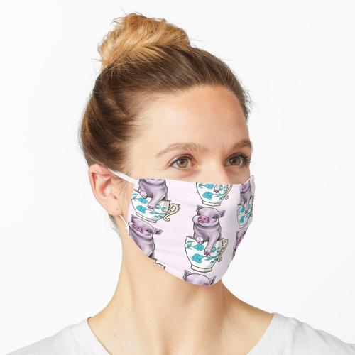 Micro Pig Maske