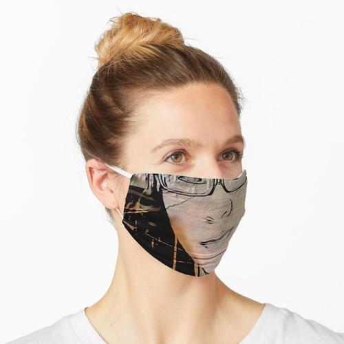 Gartenkisten Maske