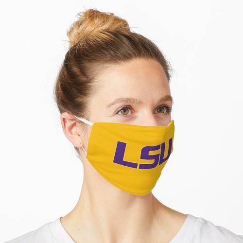LSU Leichtathletik Maske