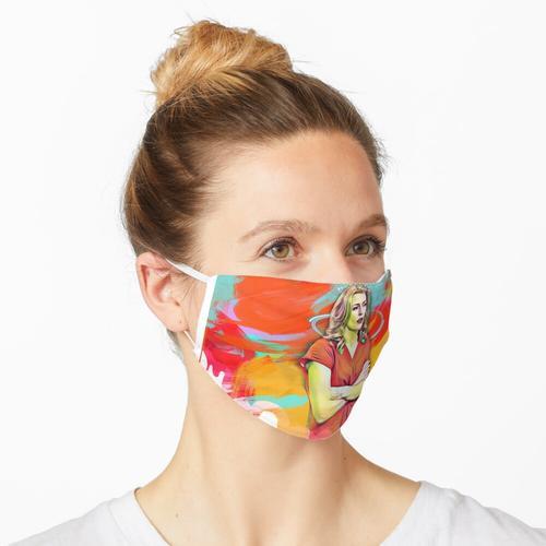 Margo Channing Maske
