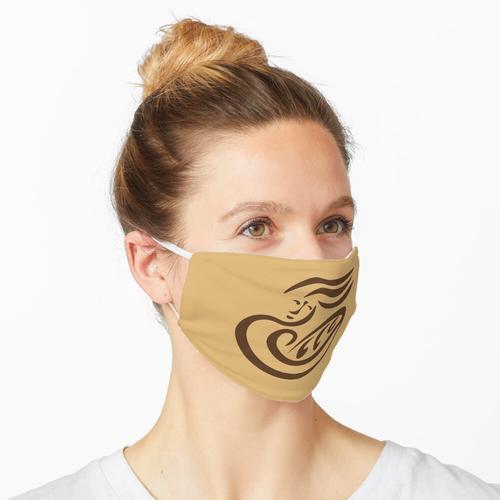 Mutterbrot (Tan) Maske