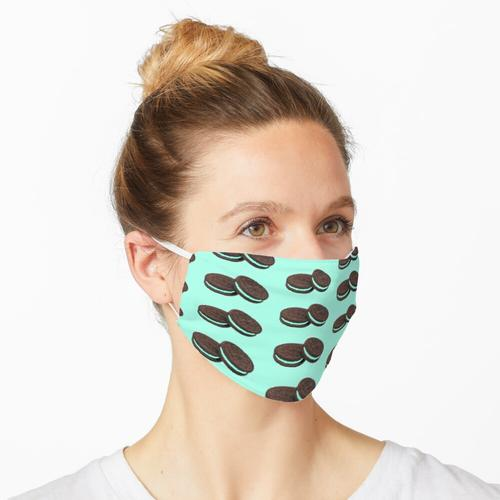 Minze Oreos Maske