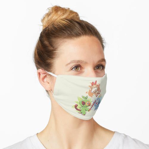Galar Vorspeisen Maske