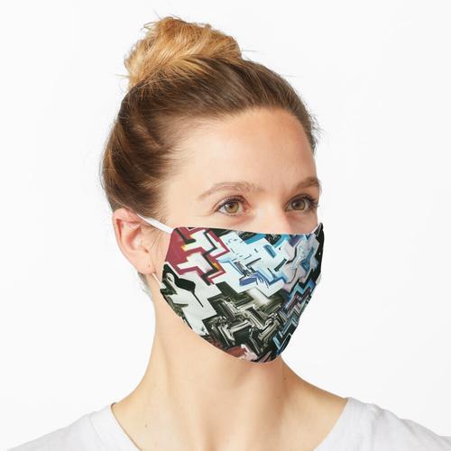 U2 - Achtung Baby - Wellen Maske