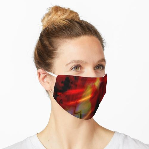Feuerstern Maske