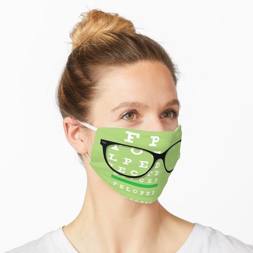 Brillentabelle 01 Maske