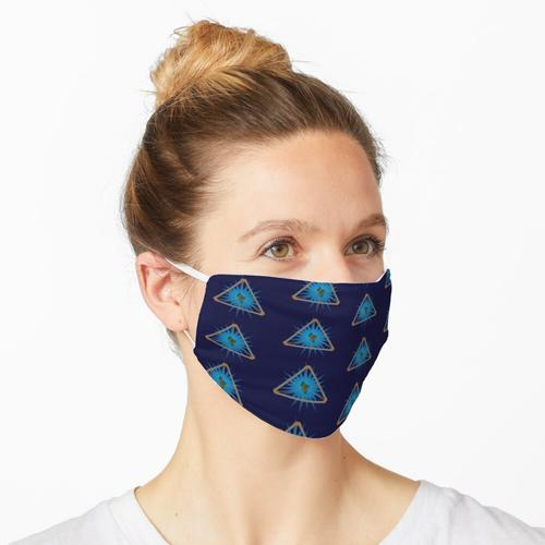 Triluminär Maske