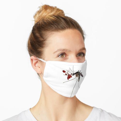 DER MOSKITO BISS Maske