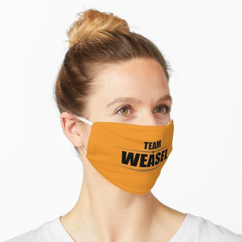 TEAM WEASEL Maske
